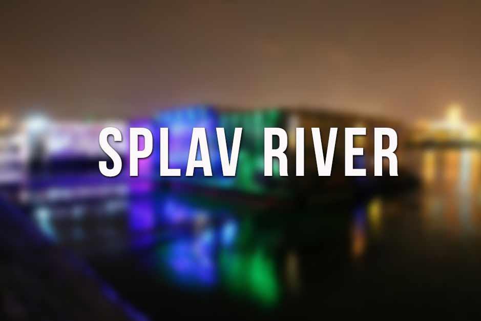 Splav River Nova godina 2017