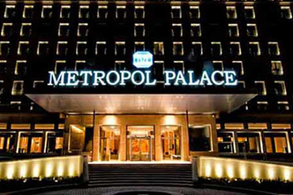 Hotel Metropol Doček Nove godine