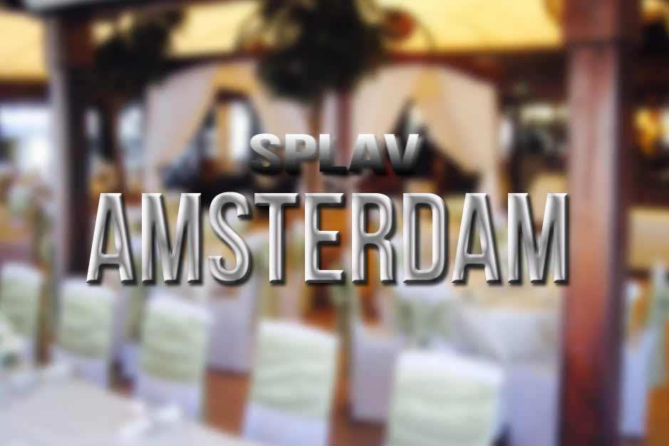 Splav Amsterdam Doček Nove godine