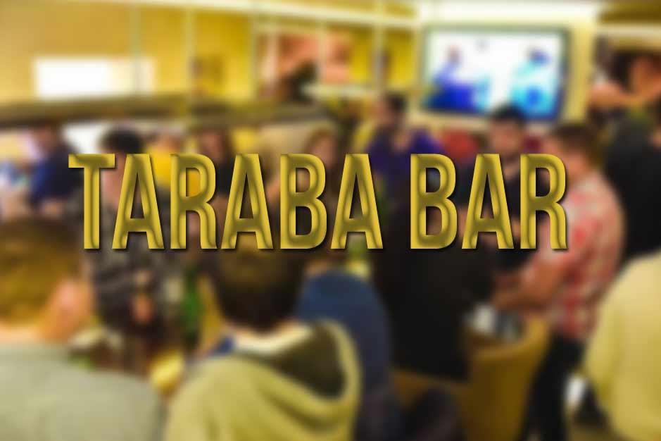 Taraba Bar Doček Nove godine