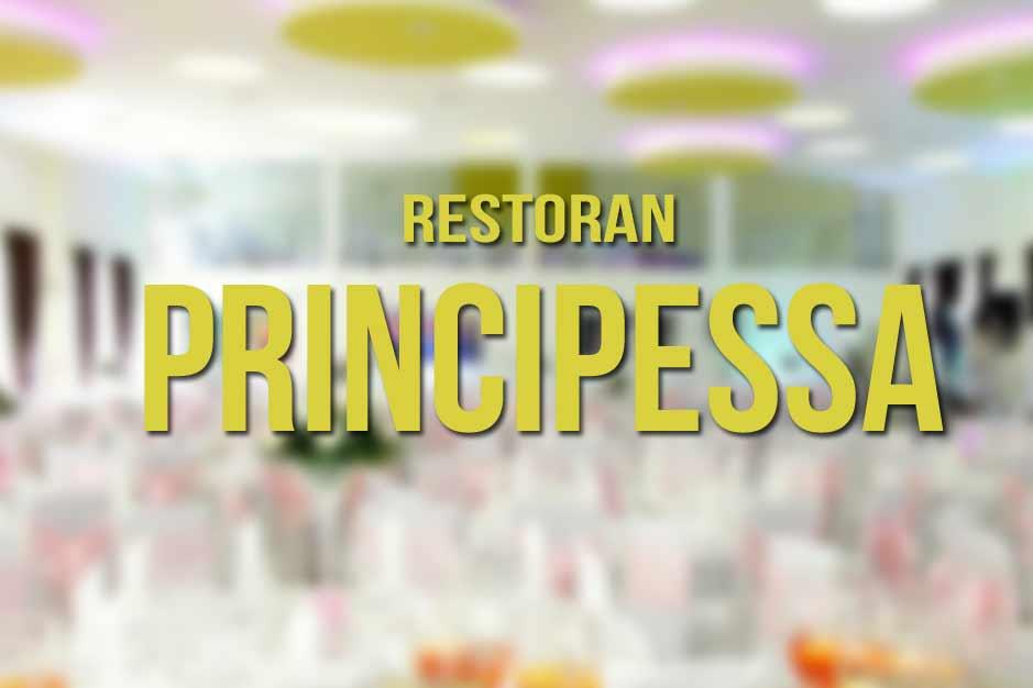 Restoran Principessa Doček Nove godine