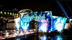 splav blaywatch docek nove godine