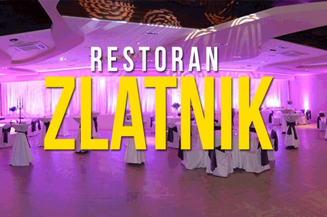 Restoran Zlatnik - doček Nove 2016.
