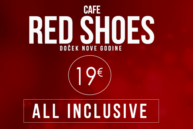 Red Shoes Cafe - Doček 2016. godine