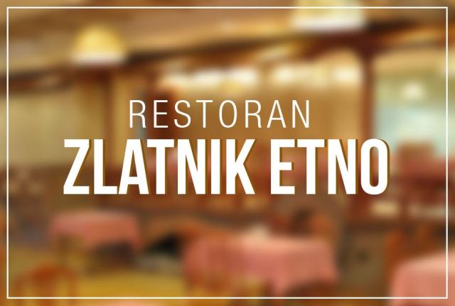 Restoran Zlatnik Etno - Doček 2016.