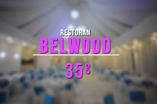Restoran Belwood  - Docek 2017.