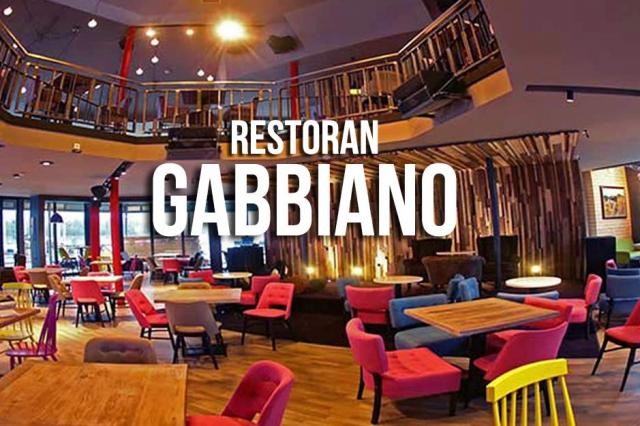 Restoran Gabbiano Nova godina 2017