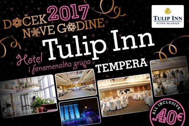 Hotel Tulip Inn Nova godina 2017