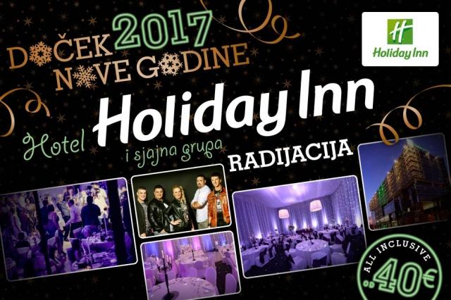 Hotel Holiday Inn Nova godina 2017