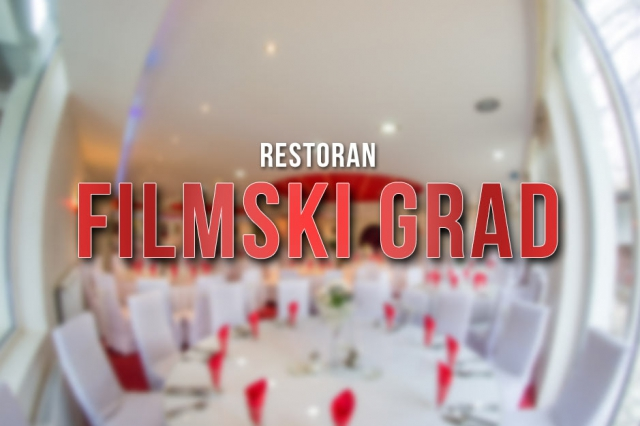 Restoran Filmski Grad doček Nove godine