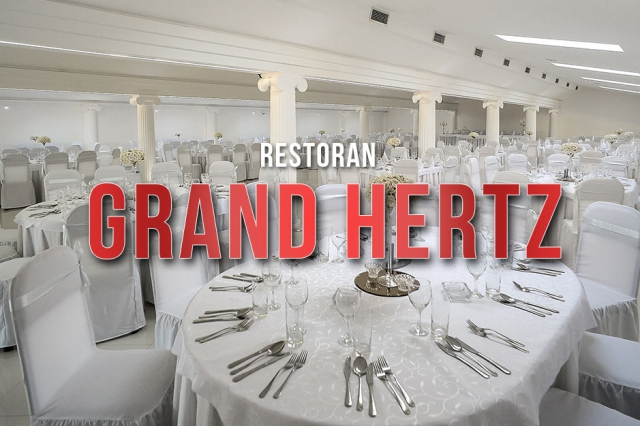 Restoran Grand Hertz Doček Nove godine