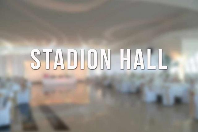 Stadion Hall Doček Nove godine