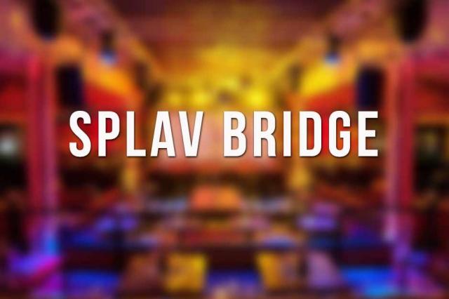 Splav Bridge Doček Nove godine