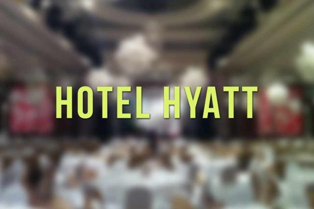 Hotel Hyatt Nova godina 2017