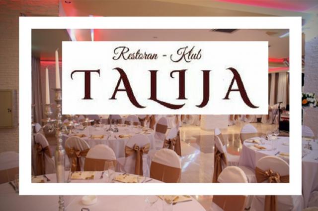Restoran Talija Nova godina 2017