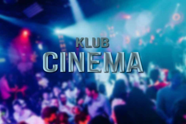 Klub Cinema Doček Nove godine