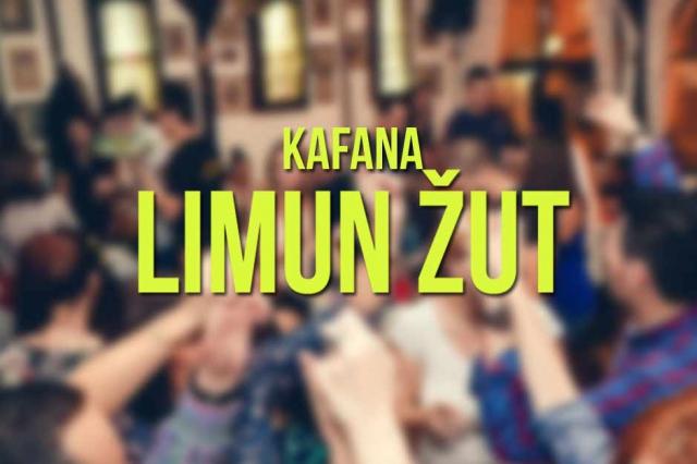 Kafana Limun Žut Nova godina 2017