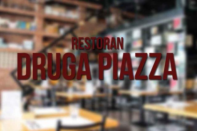 Restoran Druga Piazza Doček Nove godine