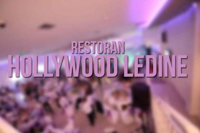 Restoran Hollywood Ledine Nova godina 2017