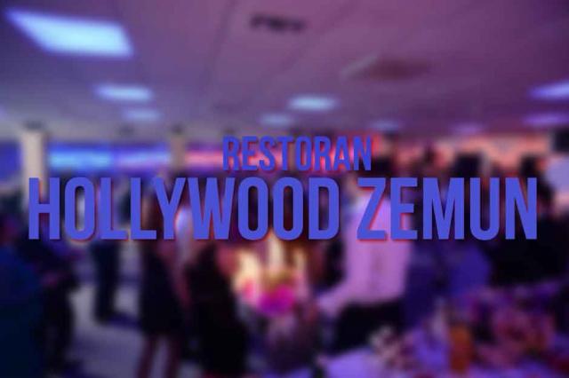 Restoran Hollywood Zemun Doček Nove godine 2017