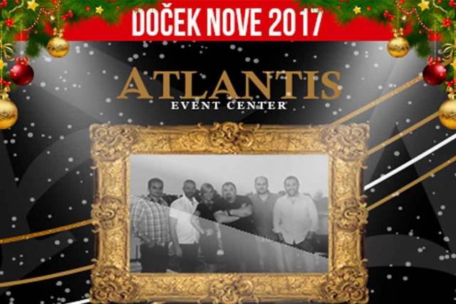 Atlantis Event Centar Ada Doček Nove godine