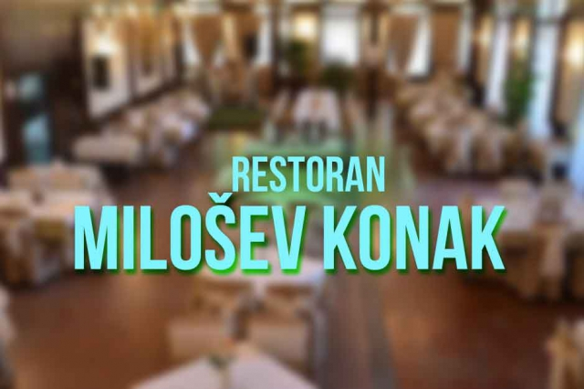 Restoran Milošev Konak Nova godina 2017
