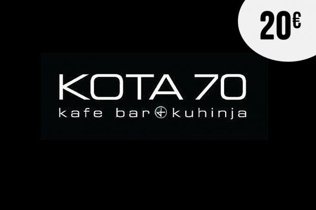 Restoran Kota 70 Doček Nove godine